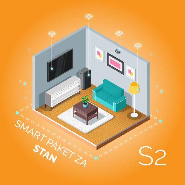 Picture of Smart paket za stan - S2